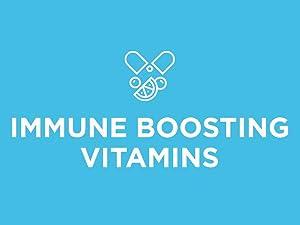 Pureboost Clean Energy + Immune Boosting Vitamins