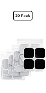 TENS machine pads
