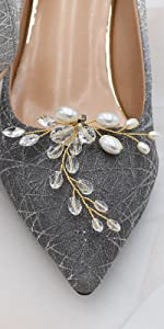 shoe clip for flats