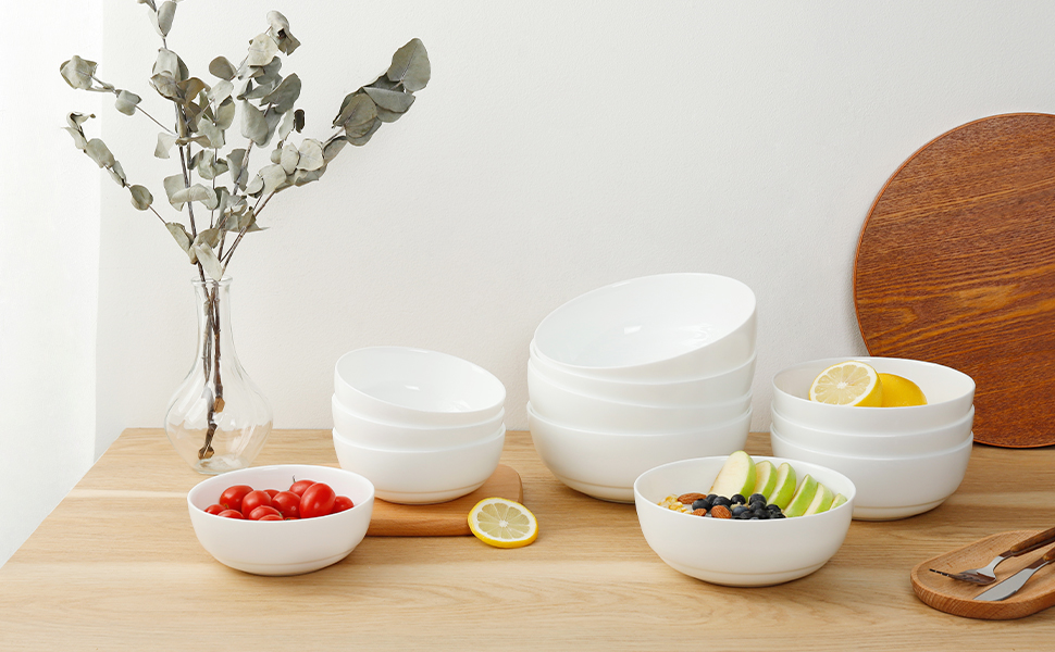 CR Opal Glass bowls will be the right choice for your cooking and serving need.