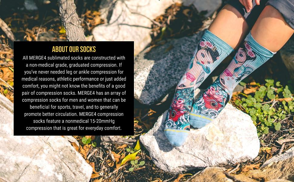 crew socks for women