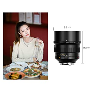 First Choice for Portrait and Close-up Beauty