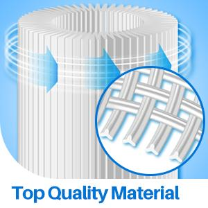 Top Quality Material-PFF50P4
