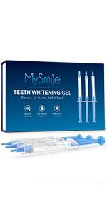MySmile Teeth Whitening Gel