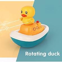 Bathtub Toys for Infant
