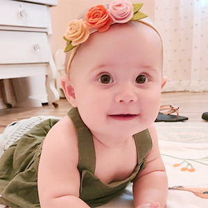 Girls Headbands and Bows Hairbands