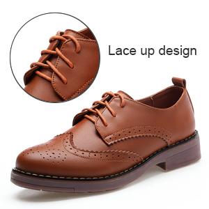 lace up design