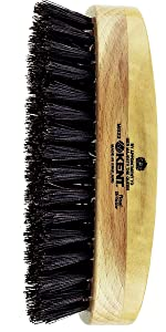 KENT MS23 Oval Military Brush