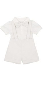 Christening Outfit Baby Boys