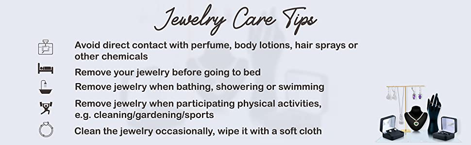 jewelry care tips party festivals occasions adorn beautiful bathing showering swimming