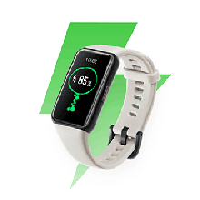 Honor Band 6 smartwatch.