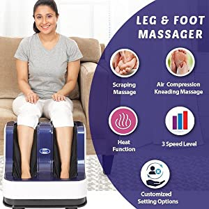 Leg Massager for Foot Pain Relief