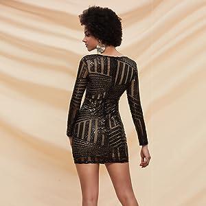 Bodycon Short Mini Dress