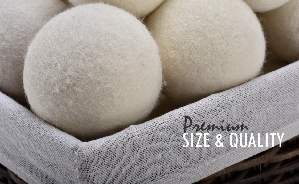 Natural Wool Fabric Softener