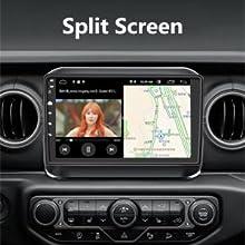 andriod jeep wrangler stereo