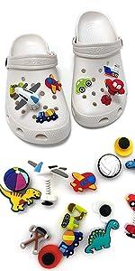 PVC shoe charms