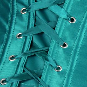 Charmian Vintage Lace-up Corset