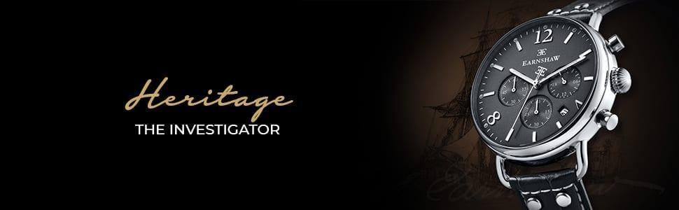Heritage The Investigator