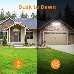dusk to dawn, dusk to dawn led outdoor light, led outdoor security light