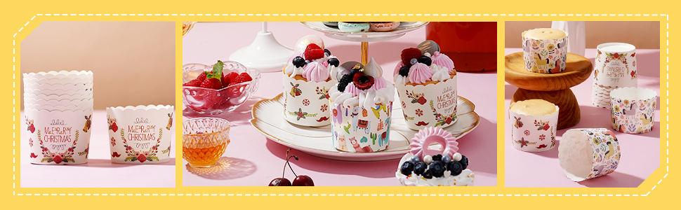 baking cups cupcake liner wrapper