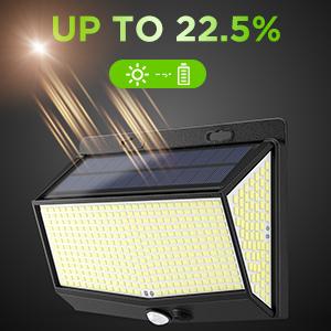 solar lights outdoor