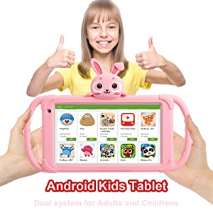 Kids Tablet 7 inch 2021 WiFi Android