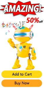 Interactive Mini Robots