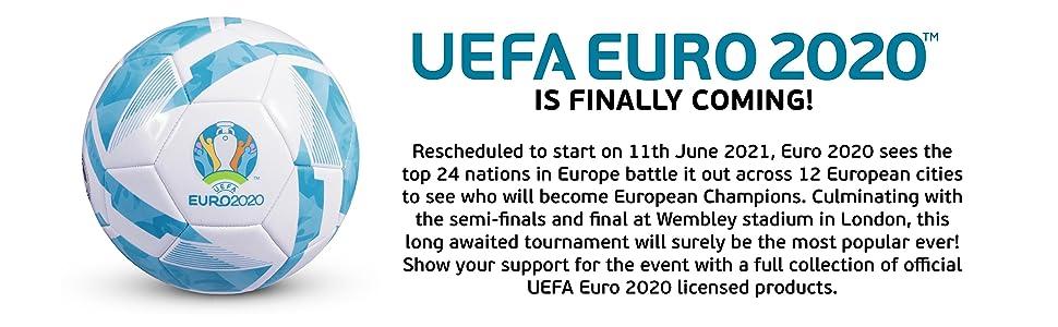 Euro 2020 komt eraan