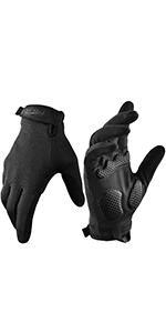 FREETOO Full Finger Workout Gloves for Men