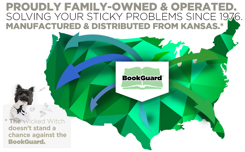 Proudly family-owned and operated, shipped to you from Kansas