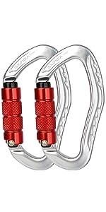 caribeener clips climbing