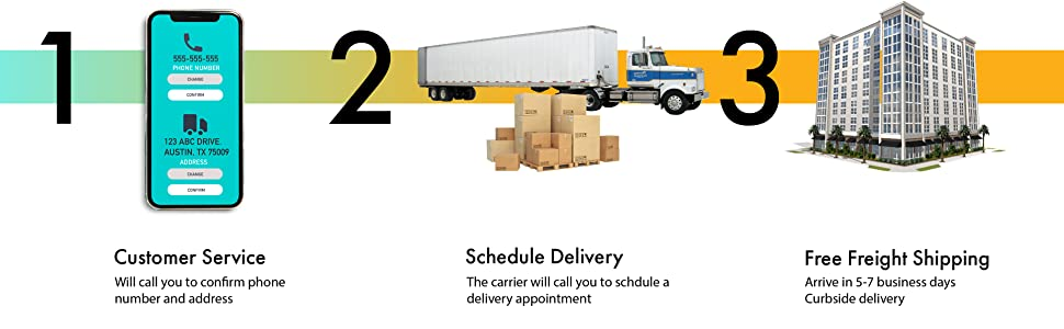 Freight Delivery Banner