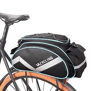 Borsa per sedile posteriore della bici