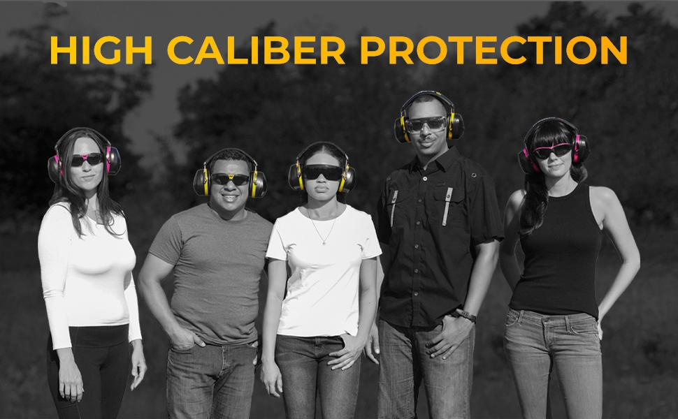 High Caliber Protection