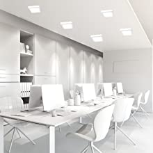 surface down lights led panel lights surface panel lights office panel lights