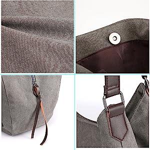 shoulder bag multi pocket
