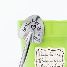 divinity flower pot mug mugs spoon