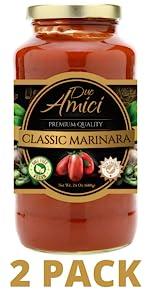 marinara sauce pack of 2