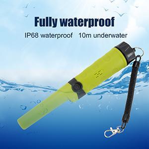IP68 Fully Waterproof