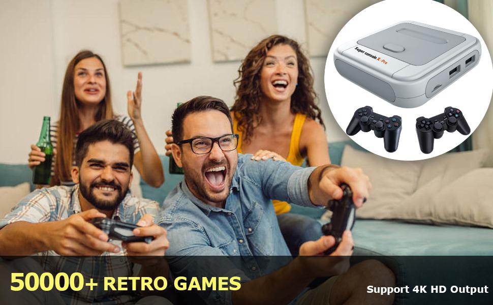 Super Console X Pro 256 GB