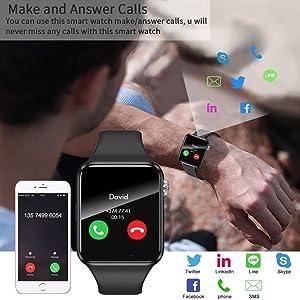 Samrt Watch