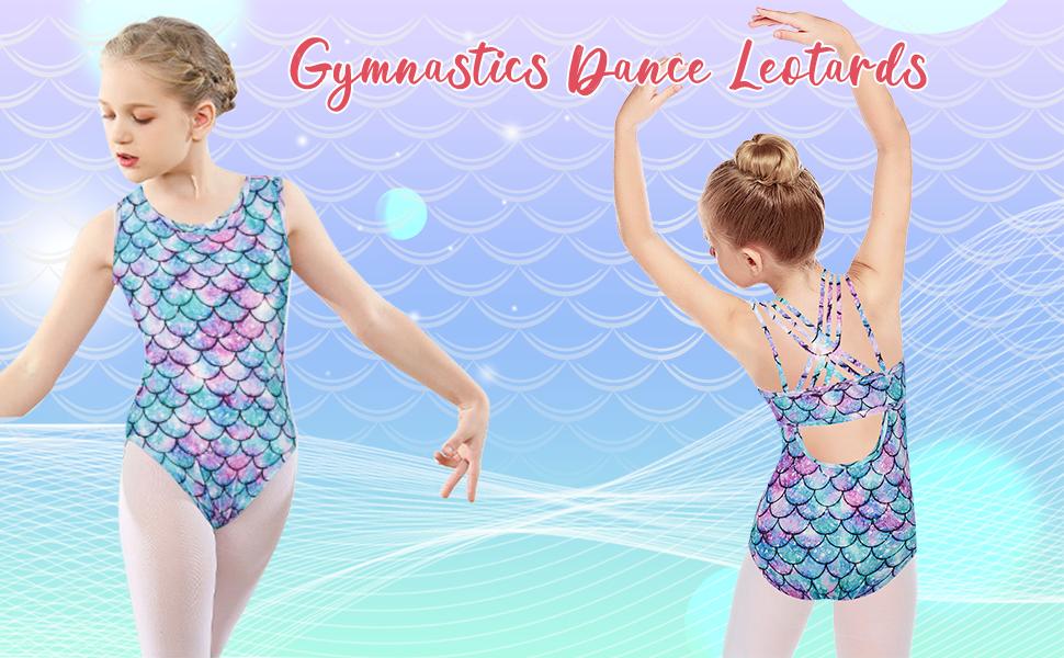 Gymnastics Dance Leotards