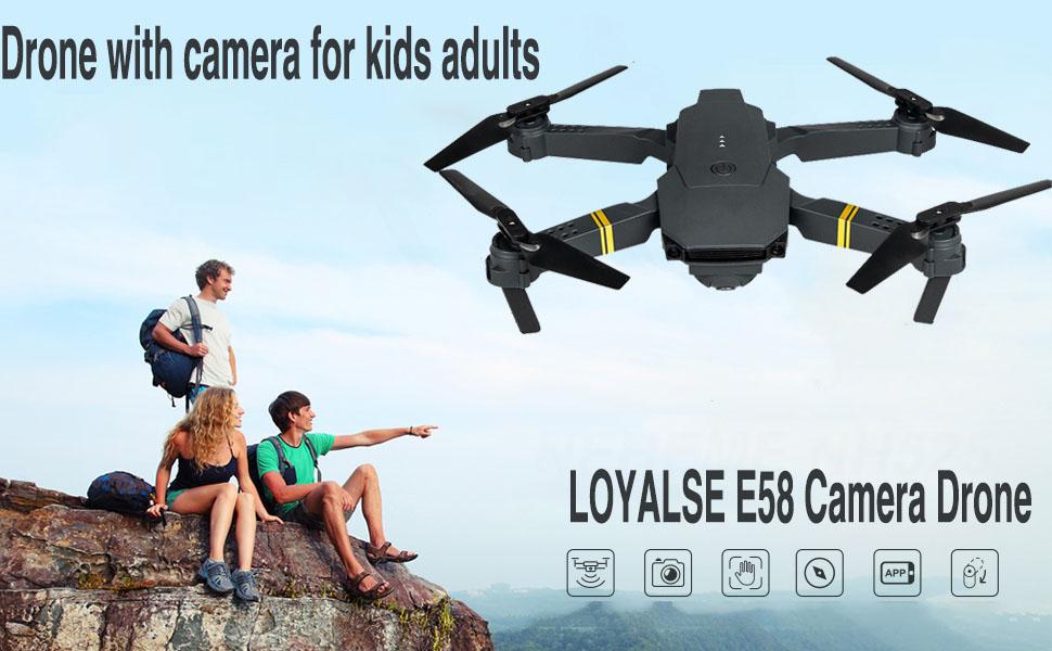 drone wih camera