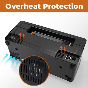 Overheat Protection