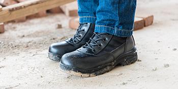 NORTIV 8 Steel Toe Work Boots