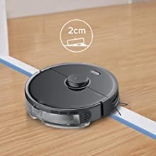 mapping robot vacuum