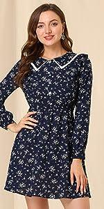 B09BPS8C4Q Floral Dress