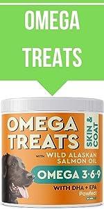 OMEGA-3 TREATS