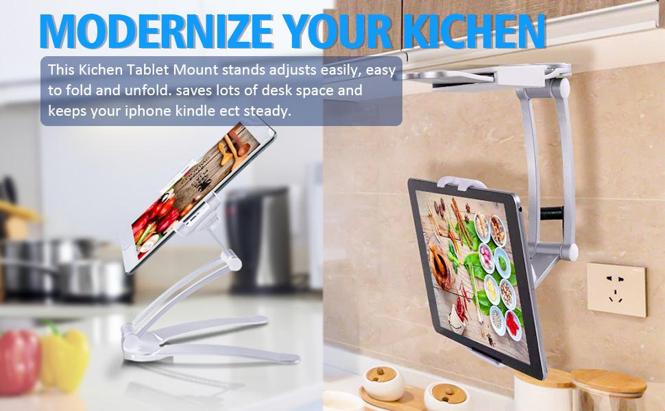 kitchen mount