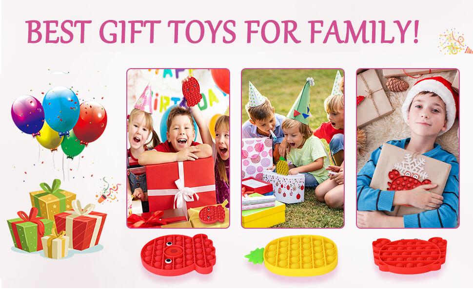 Best Gift Toys for Family